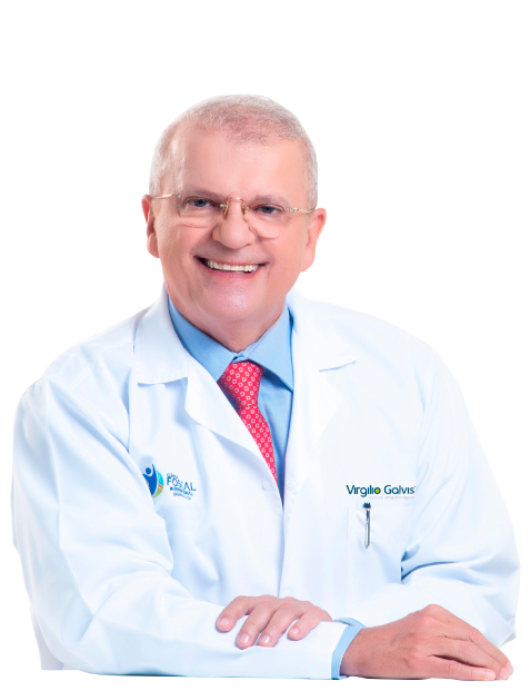 Dr. Virgilio Galvis Solicite su cita