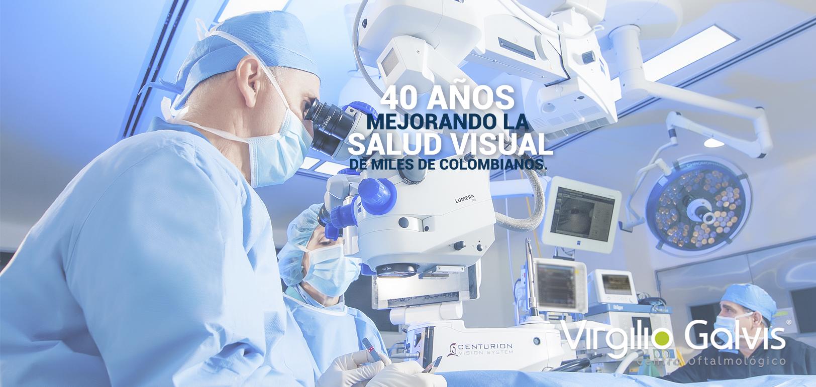 Virgilio Galvis - Cirugia Catarata