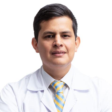 Dr Ruben Berrospi
