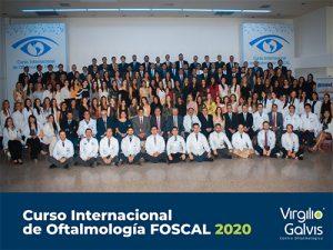 Curso Internacional de Oftalmologia 2020